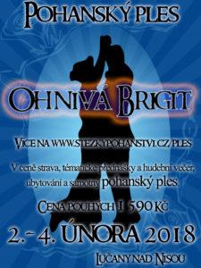 6. pohanský ples Ohnivá Brigit 2018