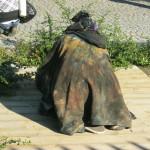 Prague Pagan Pride - česká čarodějka v akci