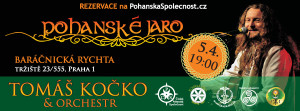 Tomáš Kočko - Pohanské jaro 2014